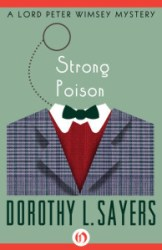 Cover of Strong Poison by Dorothy L. Sayers