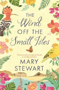 Cover of The Wind off the Small Isles by Mary Stewart