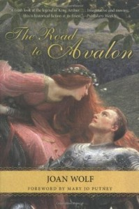 Cover of The Road to Avalon by Joan Wolf