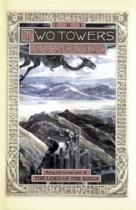 Cover of The Two Towers by J.R.R. Tolkien