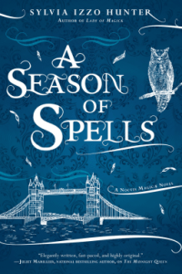 Cover of A Season of Spells by Sylvia Izzo Hunter