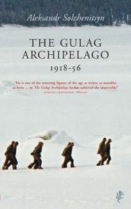 Cover of The Gulag Archipelago by Aleksandr Solzhenitsyn