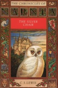 Cover of The Silver Chair by C.S. Lewis