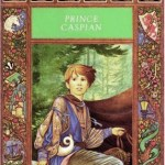 Cover of Prince Caspian by C.S. Lewis