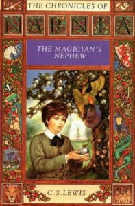 Cover of The Magician's Nephew by C.S. Lewis