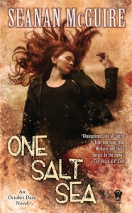 Cover of One Salt Sea by Seanan McGuire