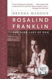 Cover of Rosalind Franklin by Brenda Maddox