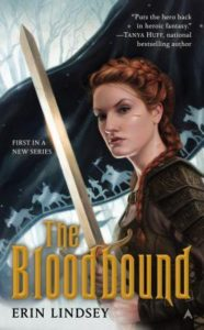 Cover of The Bloodbound by Erin Lindsey