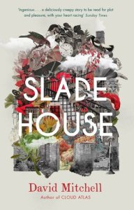 Cover of Slade House by David Mitchell
