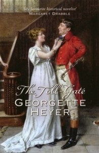 Cover of The Toll-Gate by Georgette Heyer
