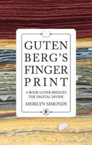 Cover of Gutenberg's Fingerprint