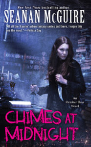 Cover of Chimes at Midnight by Seanan McGuire