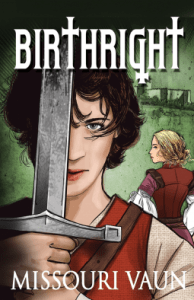 Cover of Birthright by Missouri Vaun