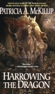 Cover of Harrowing the Dragon by Patricia A. McKillip