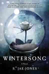 Cover of Wintersong by S. Jae Jones