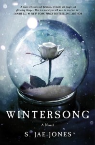 Cover of Wintersong by S. Jae Jones