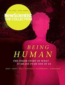 Cover of Being Human by New Scientist