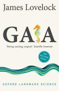 Cover of Gaia by James Lovelock