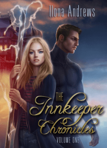 Cover of The Innkeeper Chronicles, by Ilona Andrews