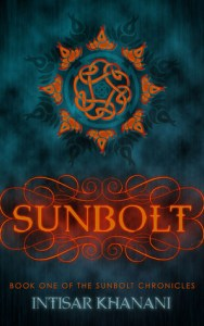 Cover of Sunbolt by Intisar Khanani