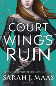 Cover of A Court of Wings and Ruin by Sarah J. Maas