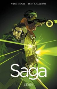 Cover of Saga volume 7