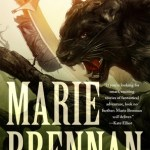 Cover of Lightning in the Blood by Marie Brennan