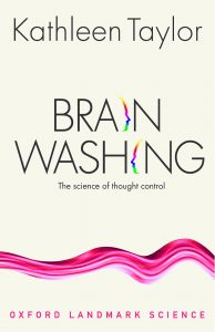 Cover of Brainwashing by Kathleen Taylor