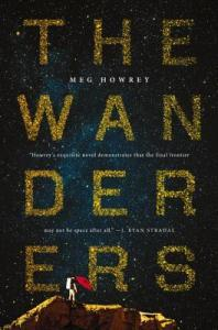 Cover of The Wanderers by Meg Howrey