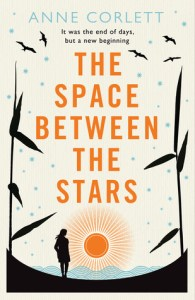 Cover of The Space Between Stars by Anne Corlett