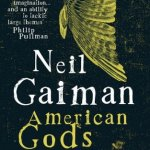 Cover of American Gods by Neil Gaiman