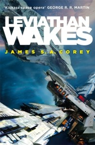Cover of Leviathan Wakes by James S.A. Corey