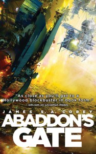 Cover of Abaddon's Gate by James S. A. Corey