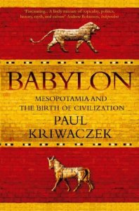 Cover of Babylon by Paul Kriwaczek
