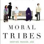 Cover of Moral Tribes by Joshua Greene