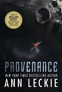 Cover of Provenance by Ann Leckie