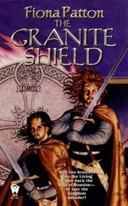 Cover of The Granite Shield by Fiona Patton