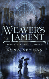 Cover of Weaver's Lament by Emma Newman