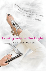 Cover of First Grave On the Right by Darynda Jones