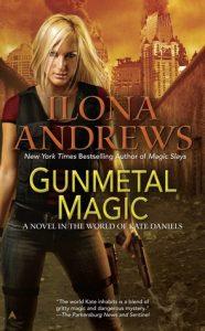 Cover of Gunmetal Magic by Ilona Andrews