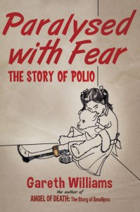 Cover of Paralysed with Fear by Gareth Williams