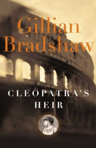 Cover of Cleopatra's Heir by Gillian Bradshaw