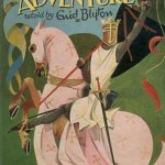 Cover of Tales of Brave Adventure by Enid Blyton