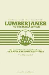 Cover of Lumberjanes Vol 1