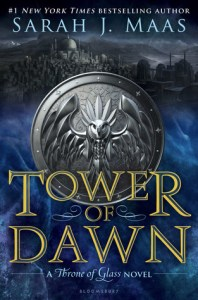 Cover of Tower of Dawn by Sarah J. Maas