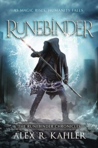 Cover of Runebinder by Alex R. Kahler