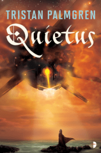 Cover of Quietus by Tristan Palmgren