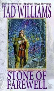 Cover of Stone of Farewell by Tad Williams