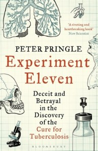 Cover of Experiment Eleven by Peter Pringle