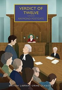 Cover of Verdict of Twelve by Raymond Postgate